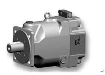 Parker plunger pump