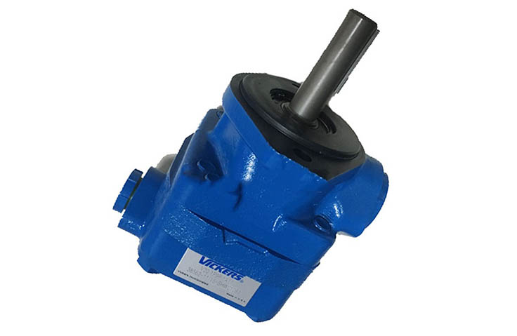 Vickers vane pump, Auxiliaries, Level Meters, Thermometers, Heaters, Hydraulic Oils